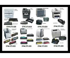 Canon, HP, Epson cartuse multifunctionale.