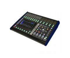 Mixer audio digital cu 32 canale DSP si touch screen LCD