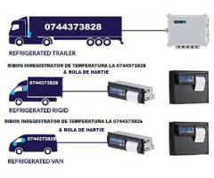 Caseta tusata si rola hartie Thermo King, Transcan 2ADR, Transcan Sentinel, Datacold Carrier, TKDL-P