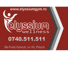 Sala fitness Pitesti Elyssium Gym