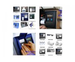 Casete cu tus si role hartie Transcan, Tkdl, Thermo King, Datacold Carrier, Termograf, Touchprint, E