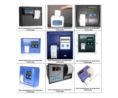 Casete tus si role hartie termoimprimante Thermo King, Transcan, Tkdl, Touchprint,  Datacold Carrier